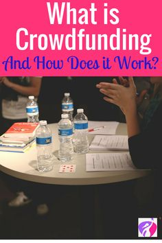 Are you a crowdfunding novice? Ever thought about crowdfunding? Well, look no further. We have invited a crowdfunding expert to take us through what it's all about.