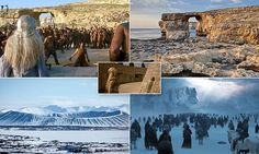 Visit the Game of Thrones filming locations #DailyMail | See this & more at: http://twodaysnewstand.weebly.com/mail-onlinecom