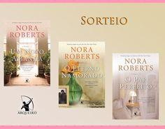 SEMPRE ROMÂNTICA!!: Sorteio: Trilogia A Pousada - Nora Roberts