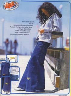 JNCO jeans making comeback advertising campaign