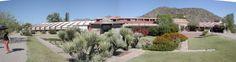 Taliesin West, Scottsdale AZ 1937, Frank Lloyd Wright