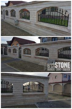 Glaf Marmura Breccia Sarda Mansions, House Styles, Home Decor, Prague, Travertine, Granite, Decoration Home, Room Decor, Villas