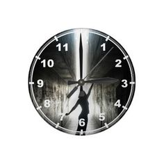 Have #Faith #Clock. A clock with a very inspiring picture $19.95