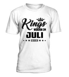 Kings Werden im Juli geboren