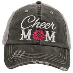 c5d6b317561 trucker caps are embroidered and have curved bill - distressed cap gives it  a worn