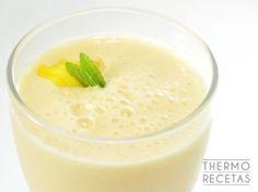 Delicioso e irresistible batido de mango