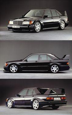 Mercedes 190E Cosworth Evolution 2.5L