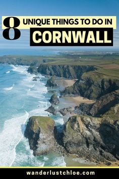 8 Unique Things To Do in Cornwall, England. From St Ives with its galleries and charming shopping streets, to Padstow's top restaurant scene, surfing in Newquay and even exploring the Eden Project, there are plenty of unique things to do in Cornwall! Best Places To Travel, Places To Visit, Things To Do In Cornwall, England Countryside, Castles In England, Eden Project, Uk Holidays, London Travel, Travel Europe
