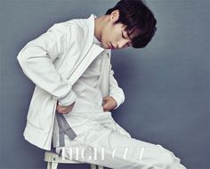 Seo Kang Joon of #5urprise for High Cut Magazine Vol.171