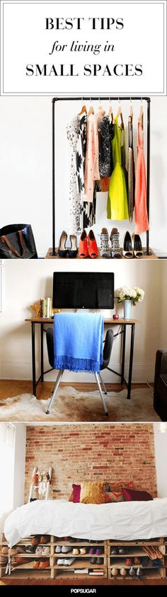 Tips For Small Spaces