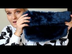 How to Make a Faux Fur Clutch Bag (DIY) - YouTube