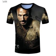 The Walking Dead Unique Variety Shirts