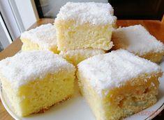 Wonderful coconut cake with cream (a cup recipe) Top-Rezepte.de - Wonderful coconut cake with cream (a cup recipe) Top-Rezepte.de – Wonderful coconut cake with cream (a cup recipe) - Healthy Cake, Healthy Dessert Recipes, Hazelnut Cake, Coconut Cookies, New Cake, Lemon Desserts, Coffee Cake, Cheesecake Recipes, Food Cakes