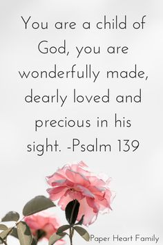 Baptism Quotes Bible, Christening Quotes, Bible Verses For Girls, Bible Verses Quotes Inspirational, Biblical Quotes, Favorite Bible Verses, Scripture Verses, Baby Baptism, Psalms Quotes