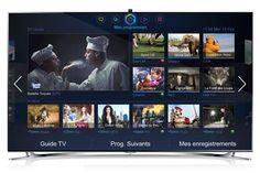 Amateur de cinéma et de belles images, la télévision #Samsung UE46F8000 LED 3D est faite pour vous !