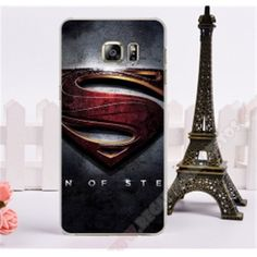 Carcasa personalizada plástica diseño superman para Galaxy S6 Edge Plus