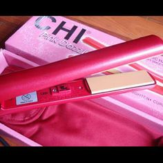 $39 for a CHI Hair Straightener ($129 Value)