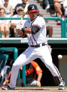 Martin Prado. Soooo excited for baseball season.