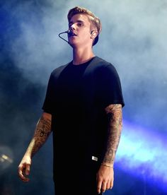 Justin Bieber Announces 58-Show Purpose World Tour