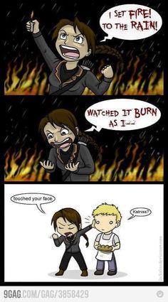 Hunger Games!!! <3