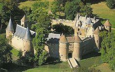 Château d'Ainay-le-Vieil - Wikipedia, the free encyclopedia