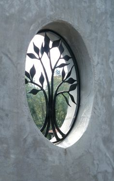 Wrought Iron Tree Window Grill from Samuel H. Williamson Associates via Houzz