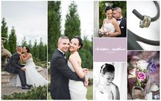 A lovely collage of Christine and Matthew getting married at Valverde Country Hotel Affordable Wedding Packages, Country Hotel, Beautiful Wedding Venues, Unique Gardens, Getting Married, Our Wedding, Most Beautiful, Collage, The Incredibles