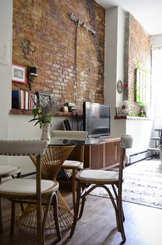 Video House Tour: A Small East Village Home   Apartment Therapy