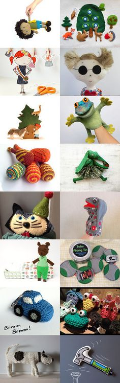 Toy Time! by PrattsPatch on Etsy--Pinned with TreasuryPin.com
