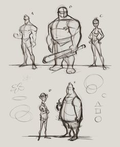 Character Design Tips, Character Sketches, Character Design Animation, Character Design References, Character Drawing, Character Design Inspiration, Character Types, Drawing Reference Poses, Drawing Poses