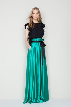 CH CAROLINA HERRERA FALL WINTER 2014 WOMEN'S COLLECTION - lamasat Online