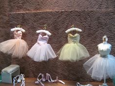 Wouldn't it be cute to do a ballerina party and give away leotards and tutus as favors?