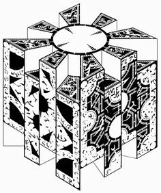 Propnomicon: Hellraiser Puzzle Box Initial Movement