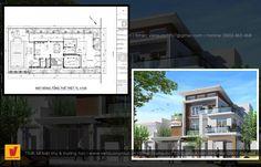 Biệt thự phố Floor Plans, Floor Plan Drawing, House Floor Plans