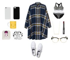 """I don't know where I'm going from here, but I promise it won't be boring"" by autumnflores on Polyvore featuring NARS Cosmetics, Monde Mosaic, Calvin Klein, Monki, Keds, Kristen Elspeth, Sunday Somewhere and Maison Takuya"
