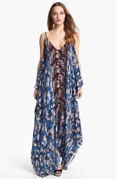 Rachel Roy Silk Maxi Dress | Nordstrom $498.00