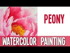 How To Paint Watercolor Flowers - Craft Weekly