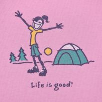 Nothing is better than the memories you make while camping! #Lifeisgood #Dowhatulike