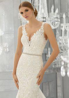 Madora Wedding Dress | Style 8186 | Morilee