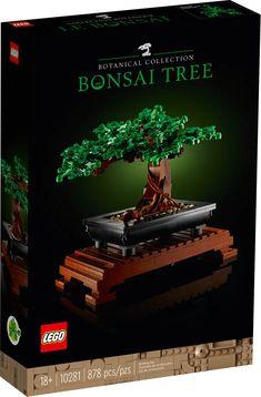 Bonsai Tree 10281 | Creator Expert | Buy online at the Official LEGO® Shop AU Shop Lego, Lego Store, Buy Lego, Lego Creator, The Creator, Model Building Kits, Lego Building, Lego Duplo, Lego Ninjago