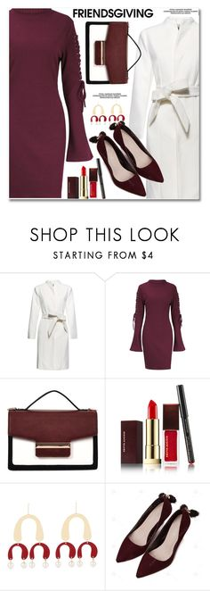 """""""Gather 'Round: Friendsgiving"""" by gamiss ❤ liked on Polyvore featuring Kevyn Aucoin, casual, friendsgiving, zaful and gamiss"""