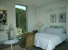 Designed by Sarah Storms Compact Living, Storms, Tiny House, Gardens, Interior Design, Studio, Bed, Furniture, Home Decor