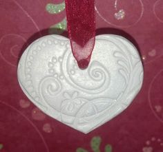 Crayola Air-Dry Clay Ornament
