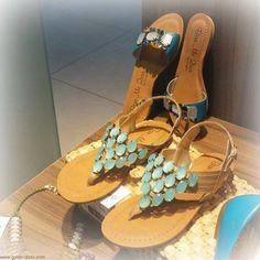 Território de Calçado de Jaú - Coleção verão 2015