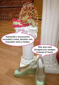 Kamyelle's Bridal Bling Pop-Up Pictures: Photos: TLC
