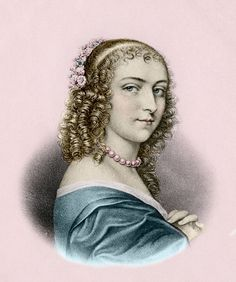Ninon de l'Enclos,  French author, courtesan and patron of the arts,  10 November 1620 – 17 October 1705.  (Photo by Culture Club/Getty Images) *** Local Caption ***