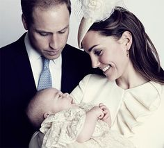 Prince George Christening New Photo: Kate Middleton, Prince William - Us Weekly