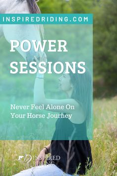 Join our video coaching power sessions for support and guidance on your riding journey.
