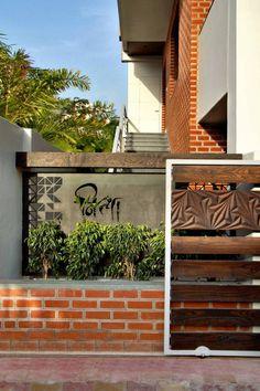 ideas for exterior signage design entrance