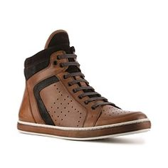 Kenneth Cole Brand Name High-Top Sneaker